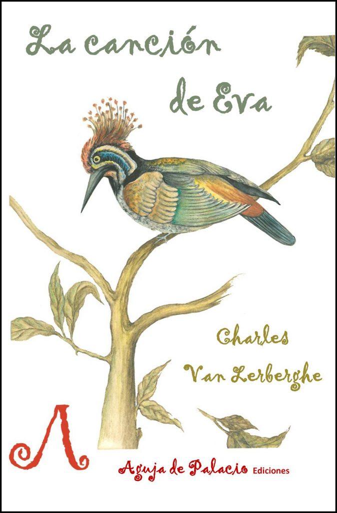"""Imagen de la portada del libro """"La canción de Eva"""""""