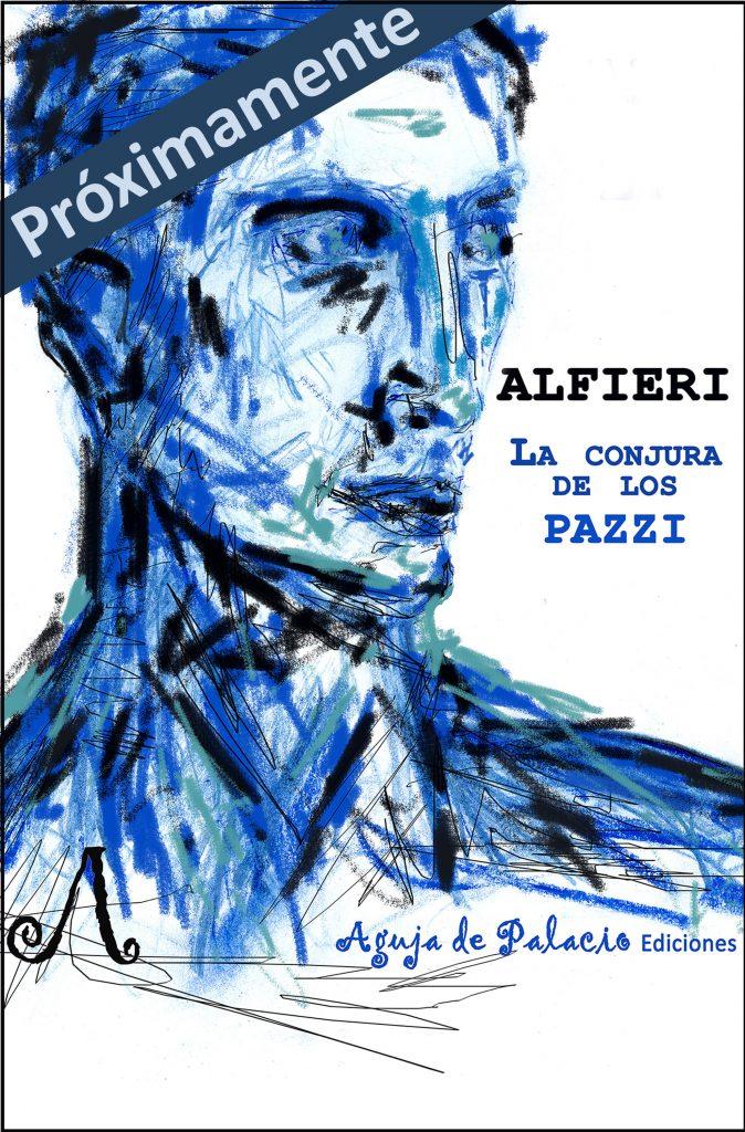 """Imagen de la portada del libro """"La conjura de los Pazzi"""""""