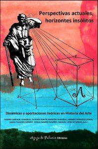 """Imagen de la portada del libro """"Perspecticas actuales, horizontes insólitos"""""""